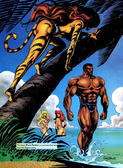 Tigra gay