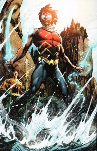 Aqualad, The Deep Sea Brotha!