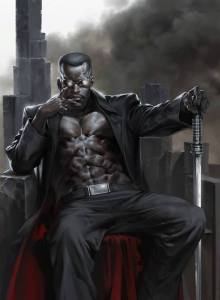 Blade- Eric Brooks