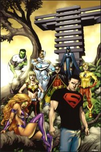 Cyborg and the TeenTitans