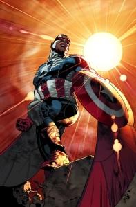 Falcon- The All New Captain America
