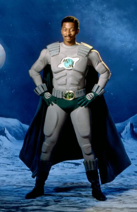 Meteor man (Character) – WorldofBlackHeroes