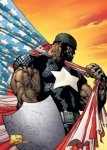 Black Captain America/Isiah Bradley