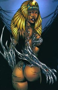 Raquel/Witchblade