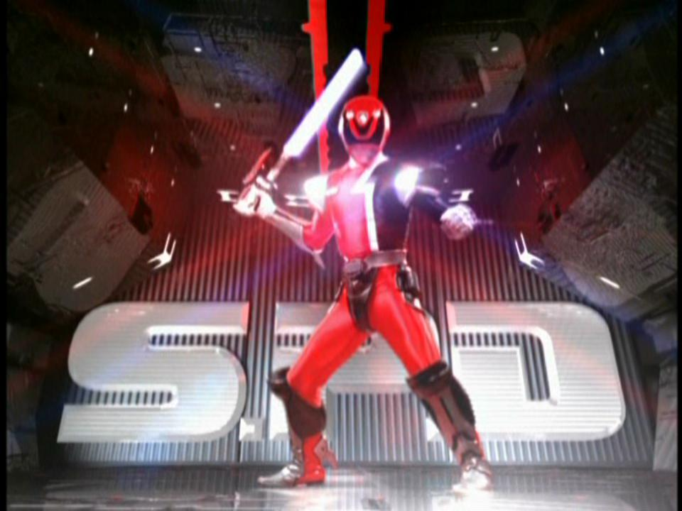 pr mf red ranger - photo #4
