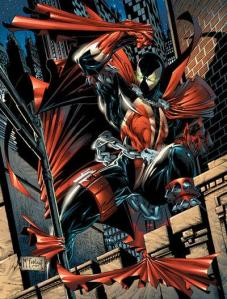 Spawn, The 90's biggest Superhero!