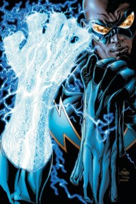 Black Lightning, The Original electric superhero!