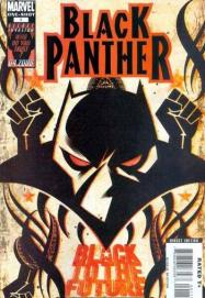 Black Panther Annual- Black to the future