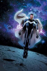 Blue Marvel- Adam Bernard Brashear