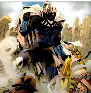 Blue Marvel-Adam Brashear