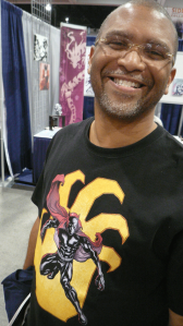 Reginald Hudlin...cool cat!