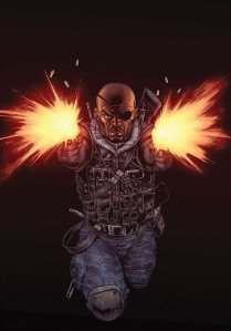 Nick Fury (Ultimate), A bad mutha**cka!