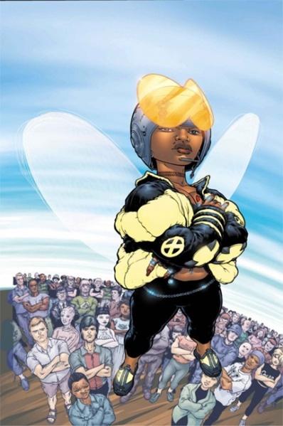 Angel Salvadore (Character) | WorldofBlackHeroes