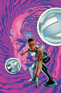 Mister Terrific, One of Earths Smartest Men!