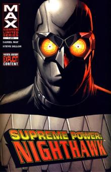 Supreme Power- NightHawk #1