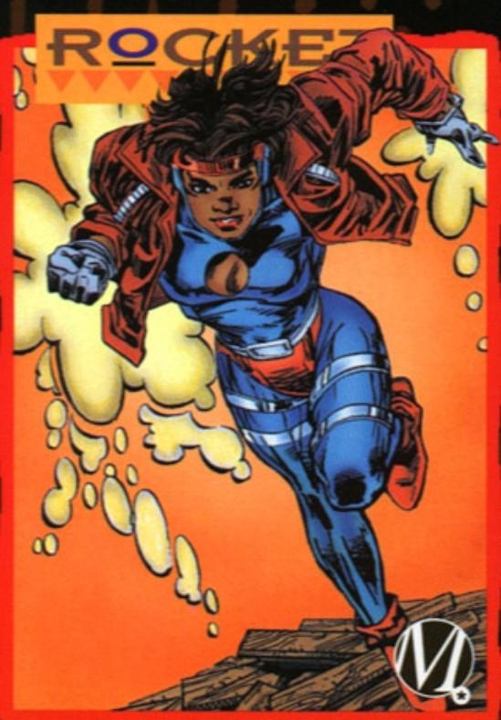 Top 20 Black Superheroes-Milestone Edition | WorldofBlackHeroes