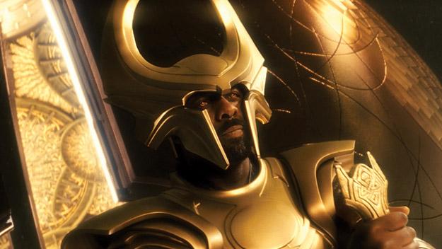 idris elba thor heimdall. of Idris Elba as Heimdall