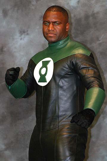 Green Lantern Cosplay | WorldofBlackHeroes