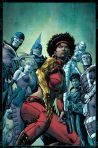 Misty Knight- Villains for hire