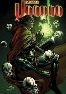 Doctor Voodoo- Jericho Drumm