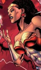 Nubia, The Black Wonder woman!