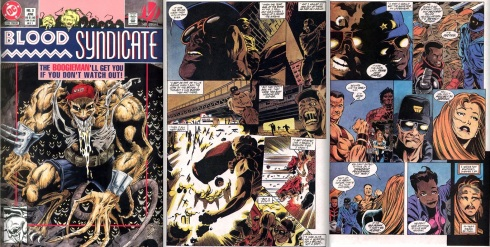 The Origin of Wise Son from Blood Syndicate #3