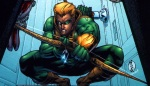 Connor Hawke-Green Arrow