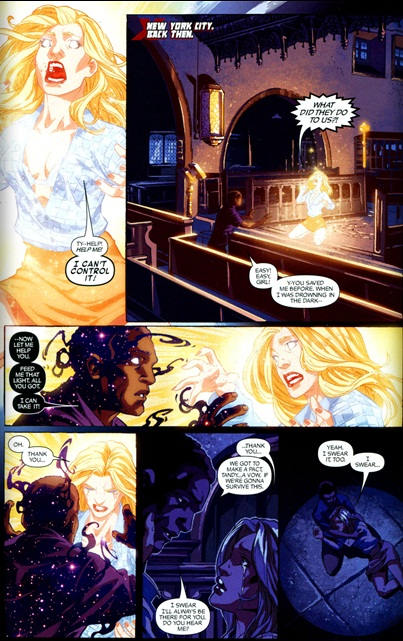 are cloak and dagger in a relationship
