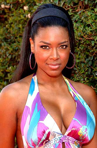Kenya Moore - Gallery Colection