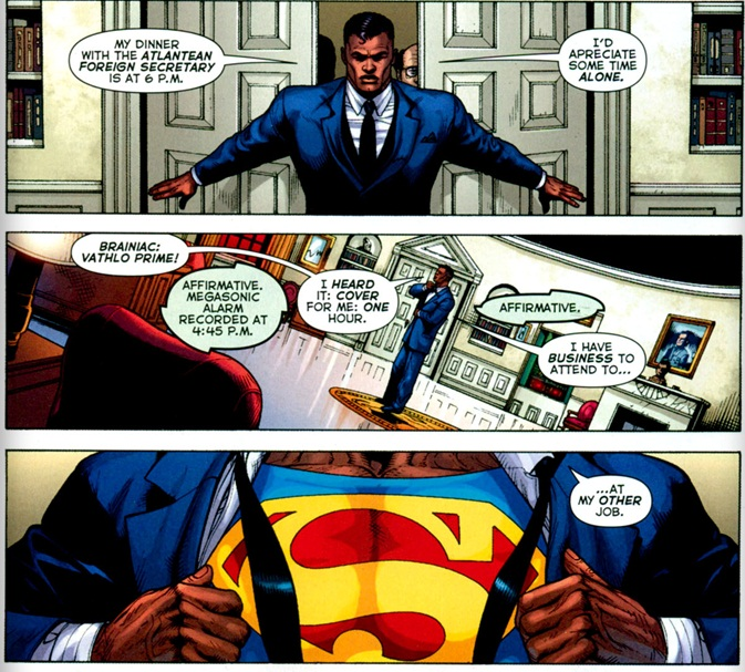 superman for president Superman is an iconic superhero who frequently saves the world in his story lines  figures from us president donald trump to philippines president rodrigo duterte have adopted hard stances.