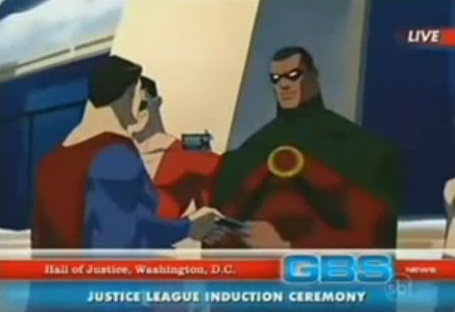 Icon Young Justice Icon movie coul...