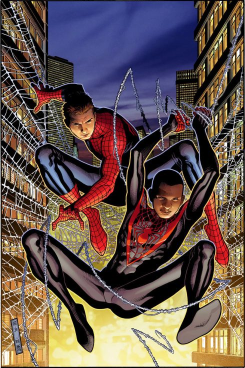 Spider-Men: Miles and Peter