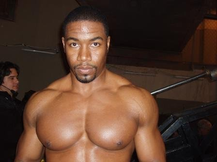 Michael j white nude