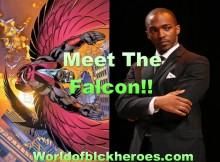 Captain America 2-Falcon