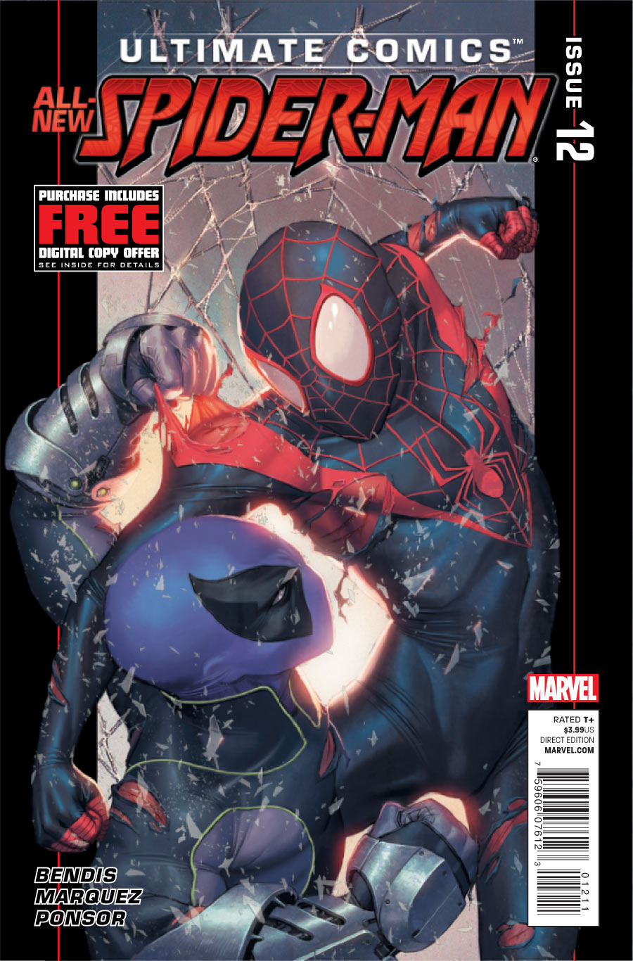 Ultimate spider man comic - photo#6