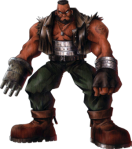Final Fantasy Barret Wallace (1)
