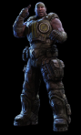 Gears of War's- Cole Train