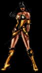 Mortal Kombat's Tanya