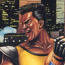 Streets of Rage- Adam Hunter