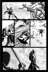 Shadowman #1 Sketches (3)