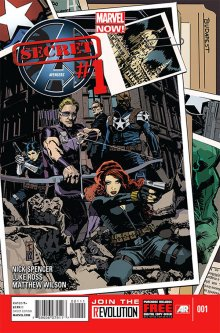 Secret Avengers Marvel Now