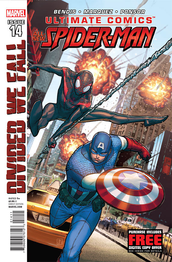 Ultimate spider man comic - photo#7