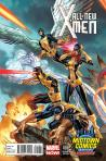All New X-men #1  Preview (1)
