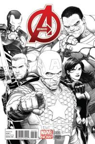 marvelnowavengers covers (2)