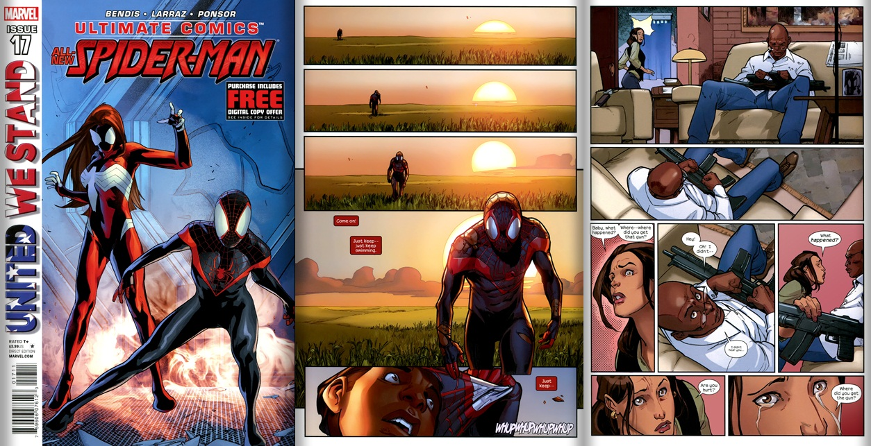 Ultimate Comics Spider-Man #17 Review