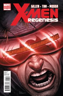 X-men Regenisis #1