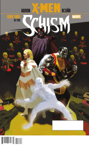 X-men Schism #3