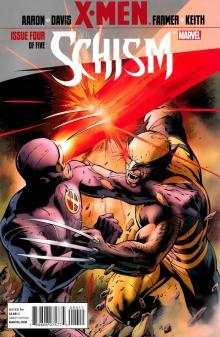 X-men Schism #4