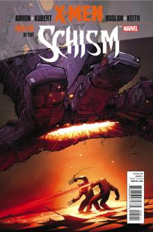 X-men Schism #5
