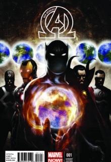 New Avengers (2013) #1